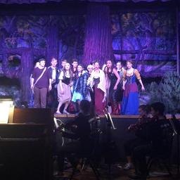 Into the Woods Receives Best Actress and Best Orchestra HALO Awards