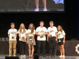 WMS Students Win Expo Fest Middle School Challenge